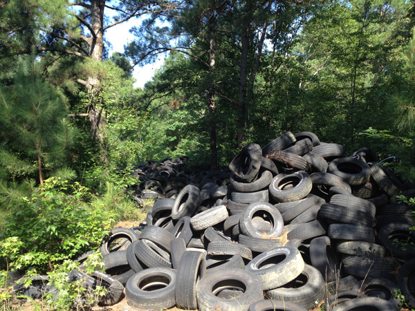 ROBESON COUNTY SOLID WASTE - Environmental Control